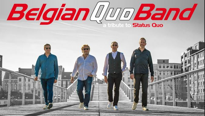 INTERVISTA A BELGIAN QUO BAND - TRIBUTE BAND STATUS QUO